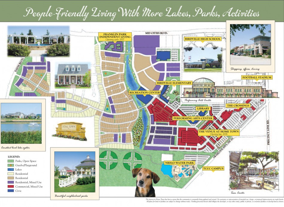 HomeTown North Richland Hills TX Arcadia Realty Corp